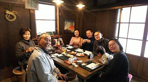 日本茶ツアー