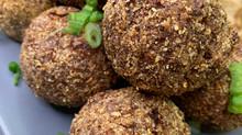 Cauliflower Rice Balls
