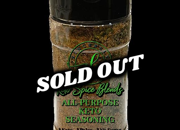 Sincerely Legenia All-Purpose Keto Spice Blend