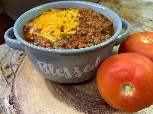Slow Cooker Keto Chili