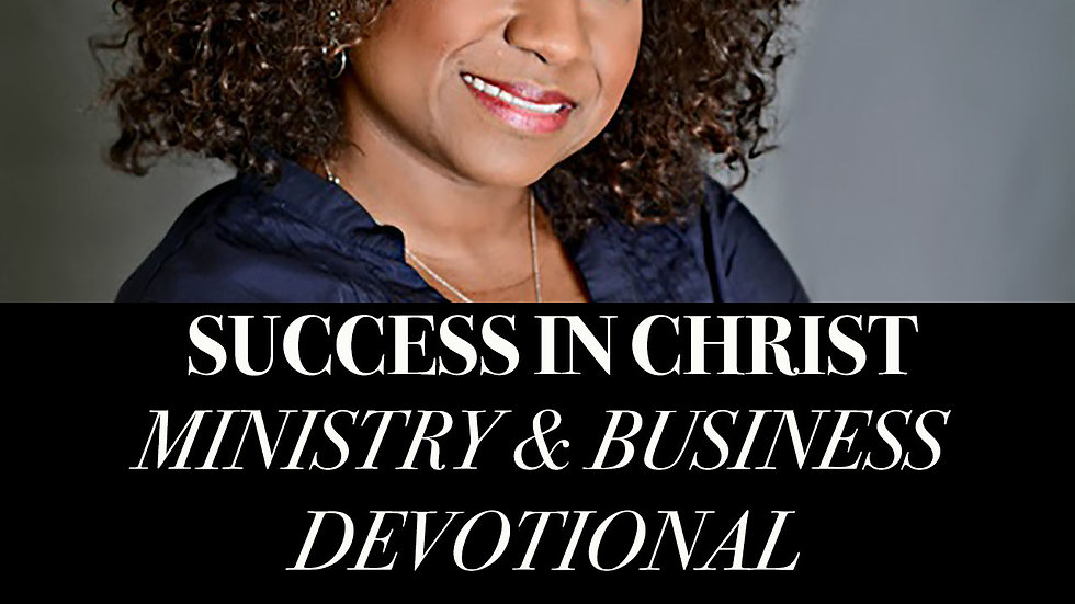 Success in Christ: Ministry & Business Devotional