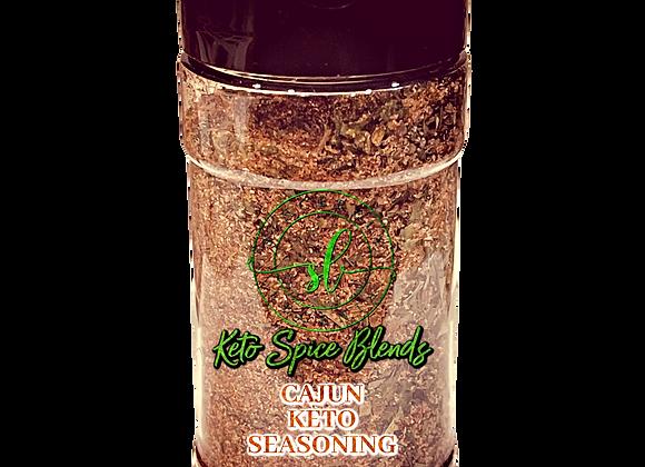 Sincerely Legenia Cajun Keto Spice Blend