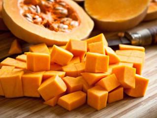 Beneficios de los alimentos Otoñales: Camote, Calabaza y Piloncillo