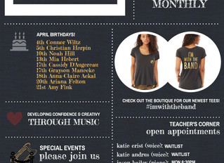Music Box Monthly-April 2016