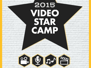 Video Star Camp 2015! Registering Now