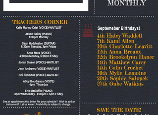 Music Box Monthly-September 2016