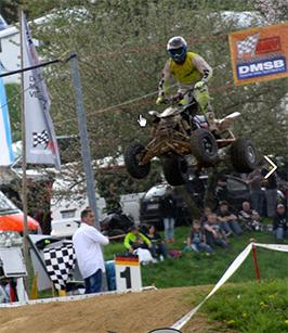 Quad MX Meisterschaft Aufenau