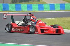 Poleposition für KARL-HEINZ MATZINGER Bei seinem Debüt eim Carbonia Cup in Ungarn
