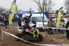 ALL OVER Sieg für JAY GRÖPL - Hungarian Quad Challenge Tazlar ATV/Quad