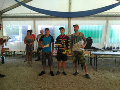 Noch nicht verlernt :-) KEVIN MODL #48 erfolgreich bei der Int. Österr Autocross & Quadmeistersc