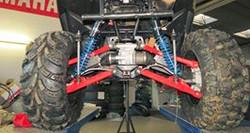 TFX Suspension Technology für IRIS