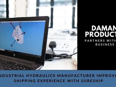 AIT Business Services Announces Successful SureShip Implementation for Daman Products