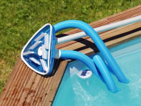 泳池底部清洗设备