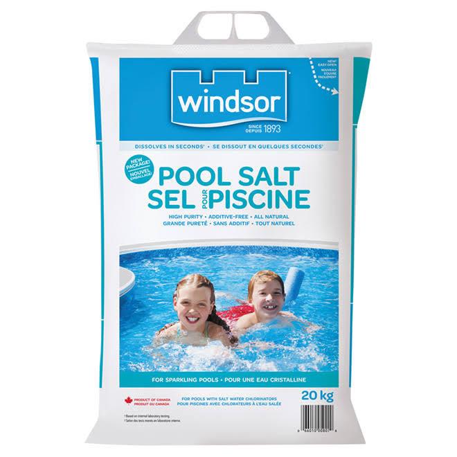 盐水泳池专用盐