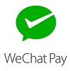 WeChat Pay in RMB only. Coming soon....