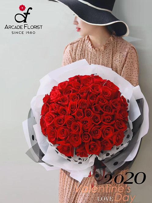 Classic 50 Love Bouquet
