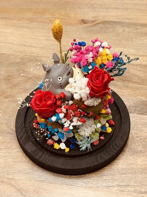 Enchanted 龙猫 Totoro Regular 2