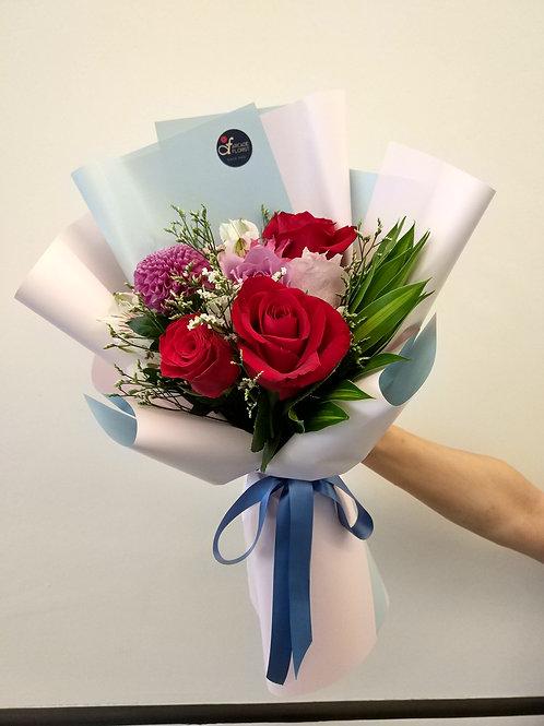 Explorer Rose Bouquet
