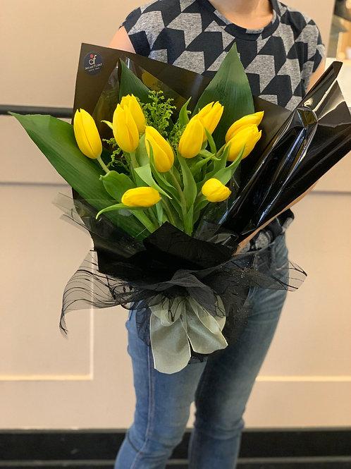 Tulip Elegance Bouquet