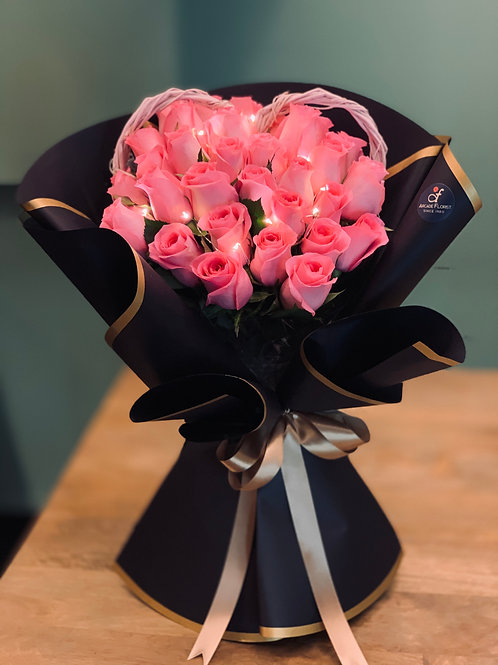 Sweetheart Bouquet Black Edition
