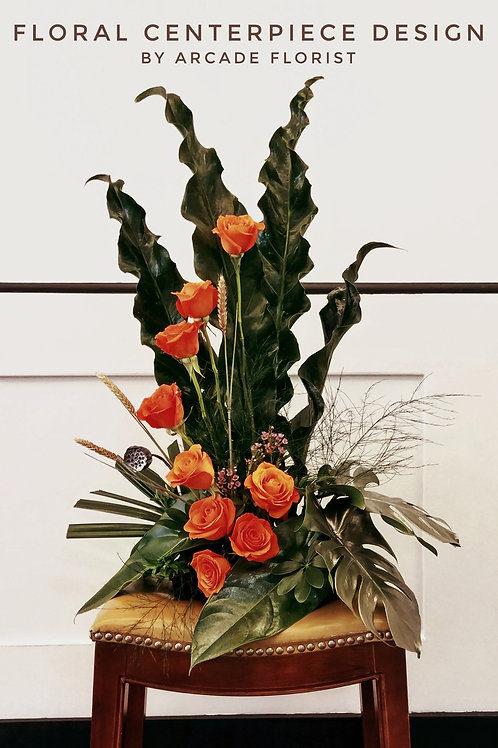 Obelisk Styled Arrangement
