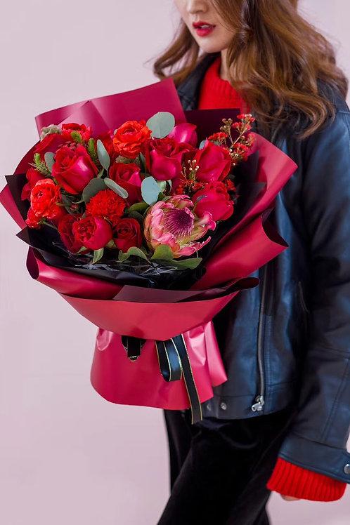 Passionate Grand Bouquet