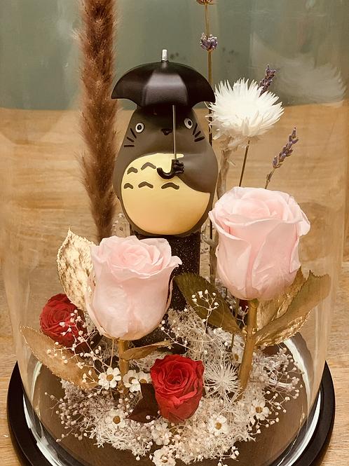 Enchanted Totoro 龙猫 (large) 2