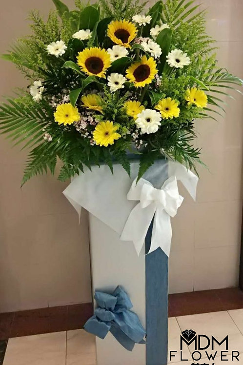 Condolence Flower Stand