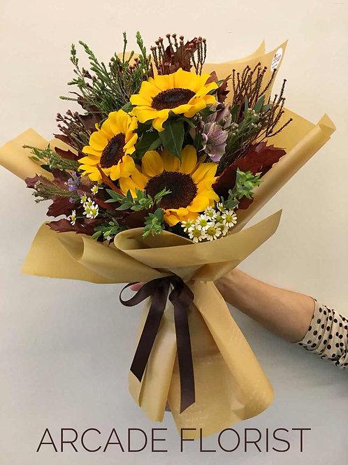 Sunfower Bouquet