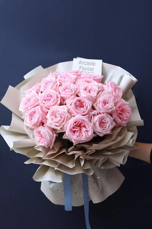 Secret Garden Rose Bouquet
