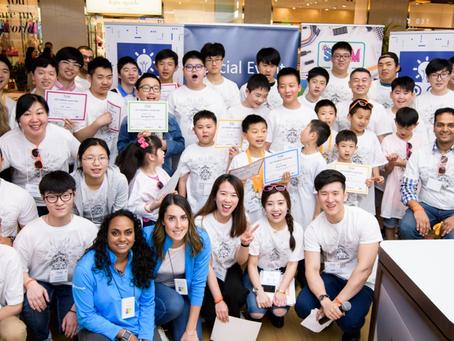 First Session Global STEM Fair