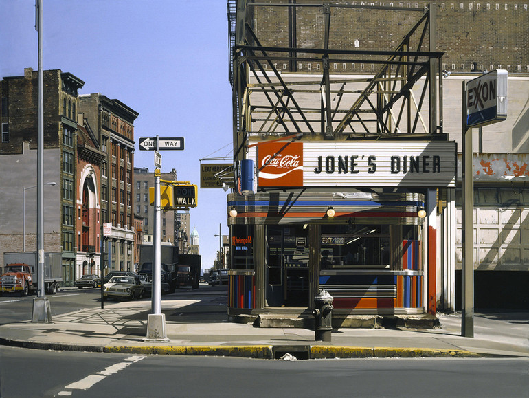 Jone's diner