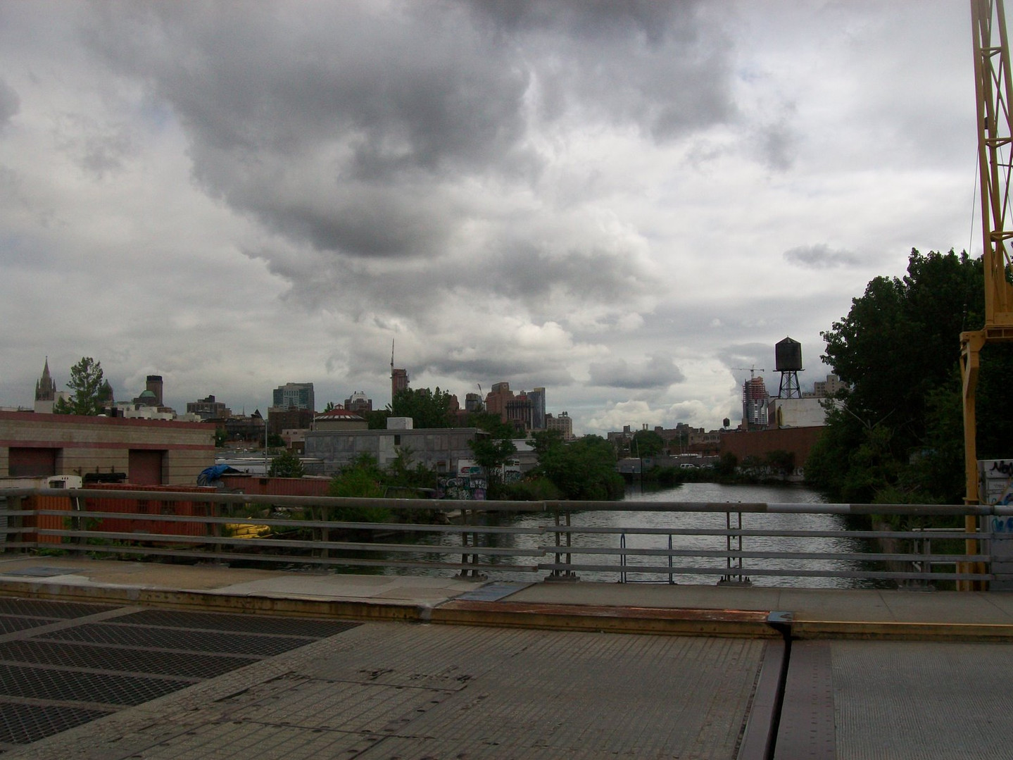 Gowanus Canal from 2nd Stre