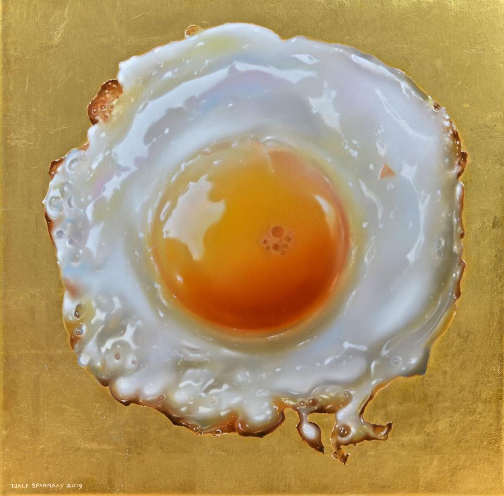 Golden Delicious, 2019, 50x50 cm