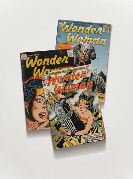 Sharon Moody, The Skyscraper Wonder Woma