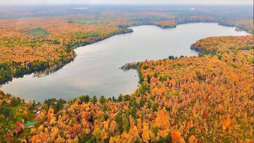 Anvil Lake Fall