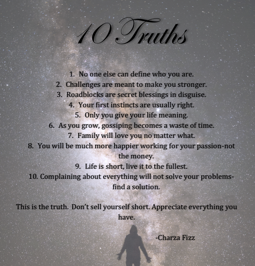 10 Truths