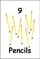 9 Pencils