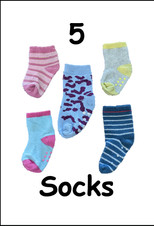 5 Socks