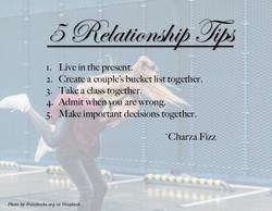 5 Relationship Tips