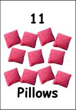 11 Pillows