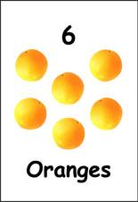 6 Oranges