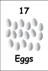 17 Eggs