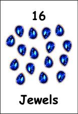 16 Jewels
