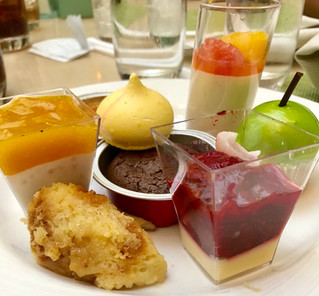 Around the World with a Sweet Tooth ~ Part 1