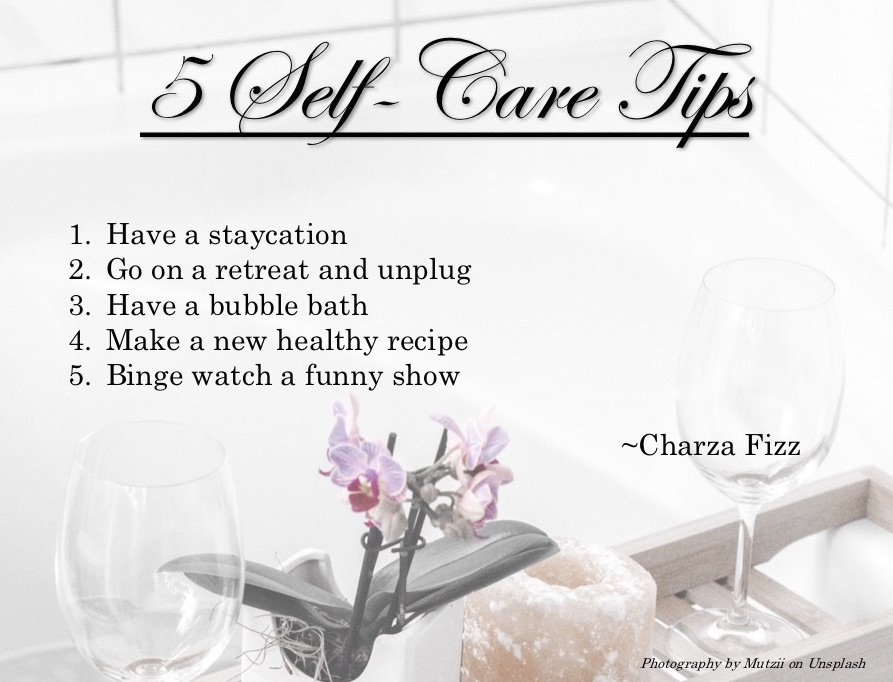 5 Self-Care Tips