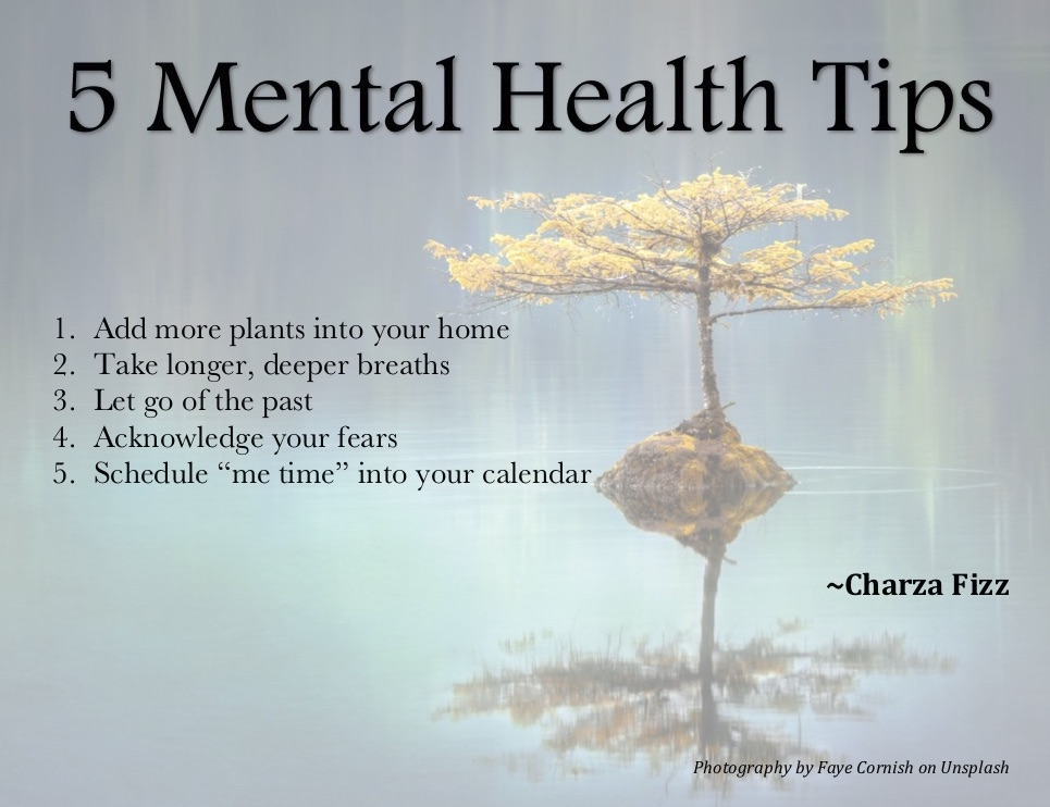 5 Mental Health Tips
