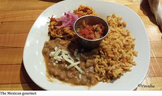 Vive La Vida With Mexican Food