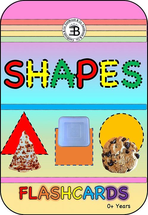 Shapes Flashcards