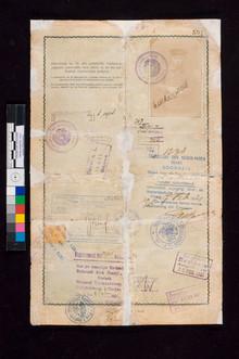 Passport after